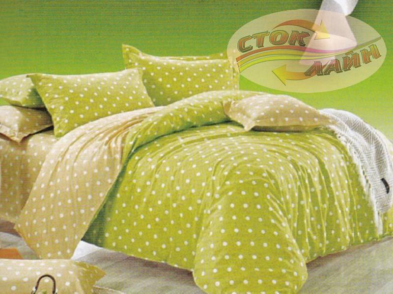 Постельное белье Экзотика Тростник Комплект 1.5 спальный Поплин